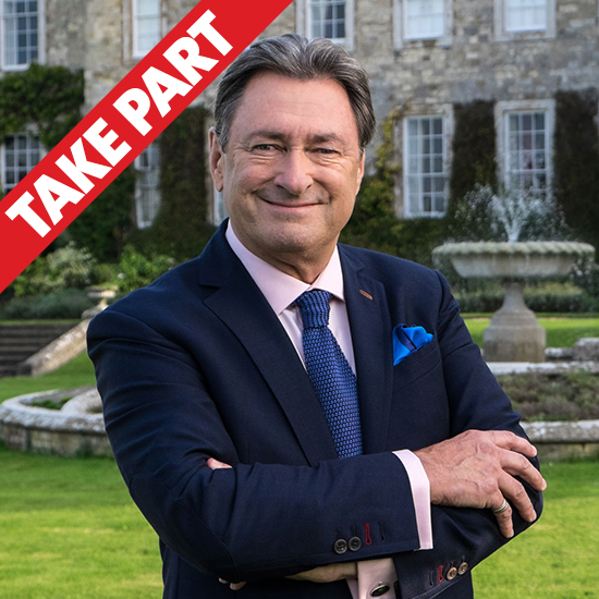 Lost In Tv Itv S Masterpiece With Alan Titchmarsh Take