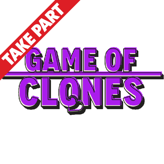 Lost in TV   NEW E  DATING SHOW       GAME OF CLONES       working title     Lost in TV NEW E  DATING SHOW       GAME OF CLONES       working title  IS CALLING ALL SINGLES